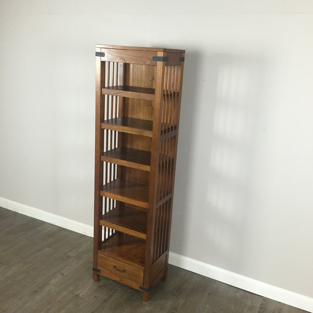 Arhaus Narrow Bookcase - Image 3 of 10
