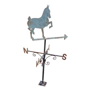 Vintage Horse Weathervane For Sale