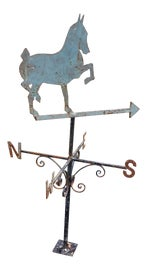 Image of Horse Weathervanes