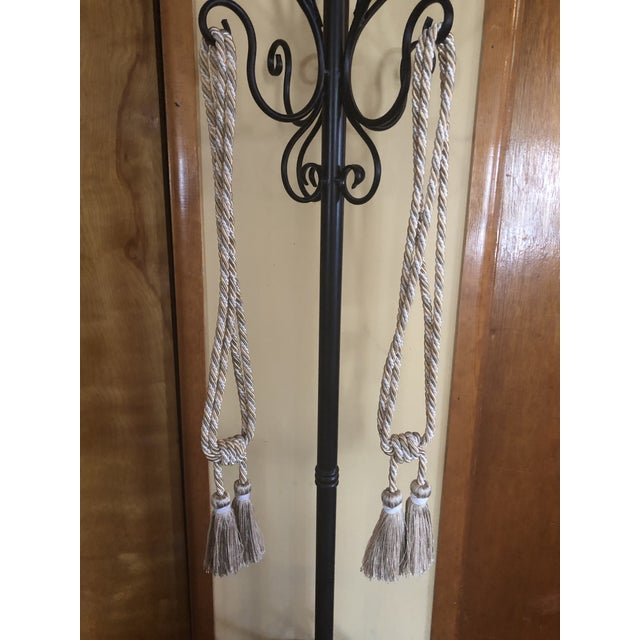 2000 - 2009 Samuel & Sons Silk Drapery Tie Back Tassels - A Pair For Sale - Image 5 of 5