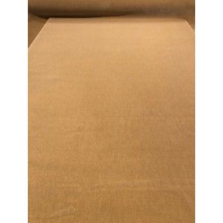 S Harris Ankara Camel Mohair Luxury Multipurpose Fabric - 5 3/4 Yard For Sale