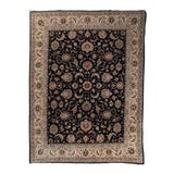 Image of Pak Persian Tabriz Design Rug - 7′9″ × 9′9″ For Sale