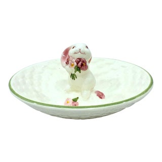 Easter Bunny Candy Dish