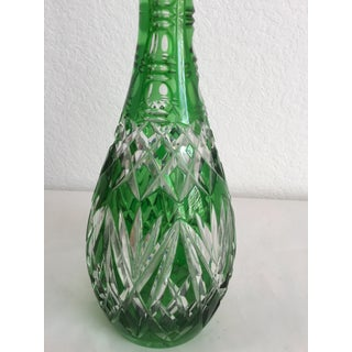 1960s Vintage Bohemia Crystal Decanter Preview
