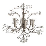 Image of Tony Duquette Splashing Water Chandelier For Sale