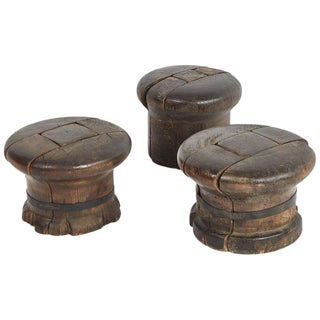 Wooden Hat Sculptures For Sale