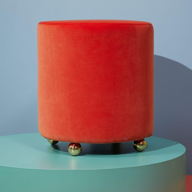 The Maud Stool by Talisman Bespoke For Sale - Image 6 of 7