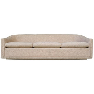 Modern Three-Seat Sofa by Benjamin Baldwin for Larsen Furniture For Sale