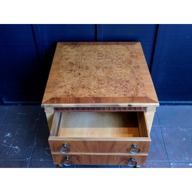 1960s Traditional Accent Table For Sale - Image 11 of 12
