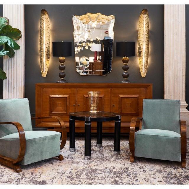 Art Deco Art Deco Austrian Armchairs For Sale - Image 3 of 11