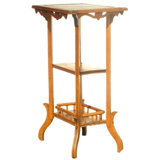 Vintage Eastlake Accent Table For Sale