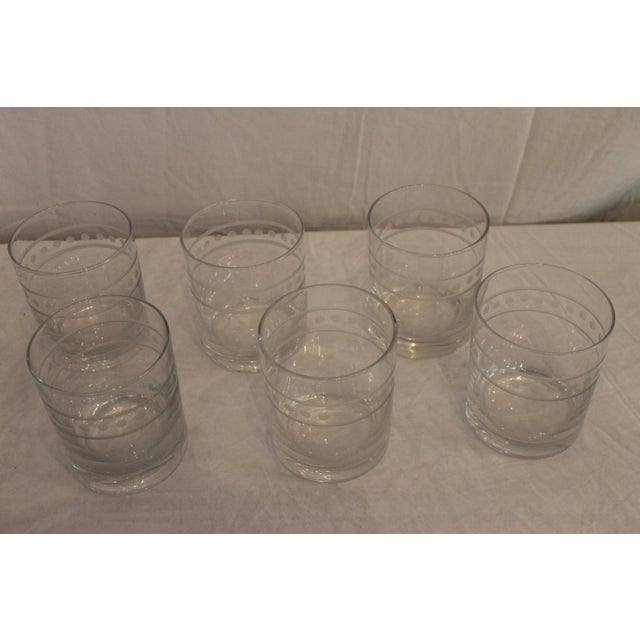 Classic double old fashioned glass. These are super stylish and sophisticated. These glasses have a Kate Spade whimsy and...