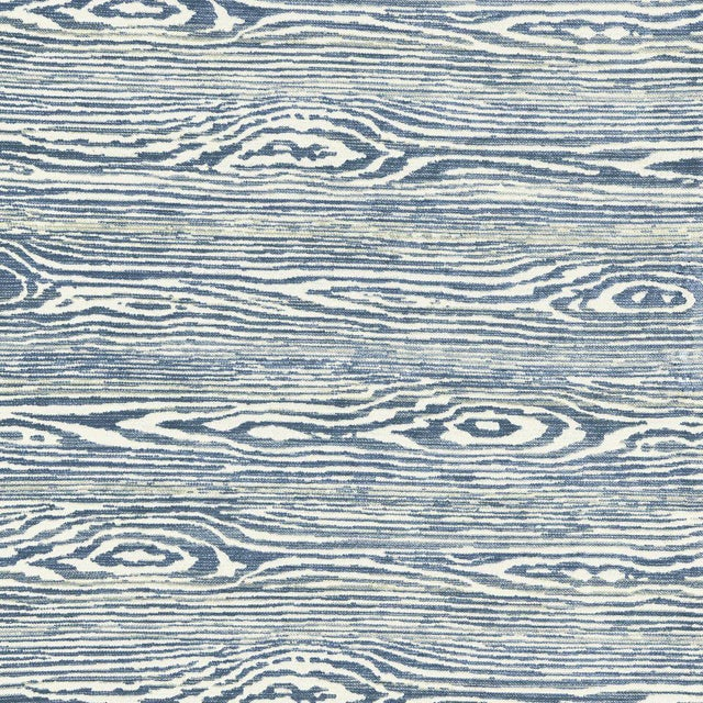 Scalamandre Muir Woods Fabrics in Wedgwood For Sale