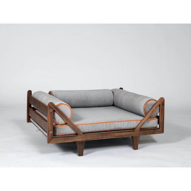 Not Yet Made - Made To Order The Charles Dog Bed by Studio Van Den Akker For Sale - Image 5 of 5