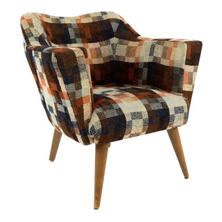 Mid-Century Modern Dunbar Style Occasional Lounge Chair For Sale