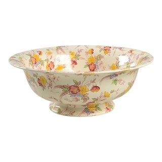 Spode Honeywall Large Fruit Bowl For Sale