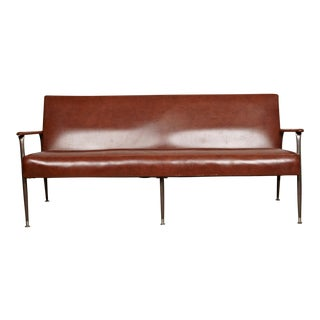 Vintage Mid-Century Vintage Sofa For Sale