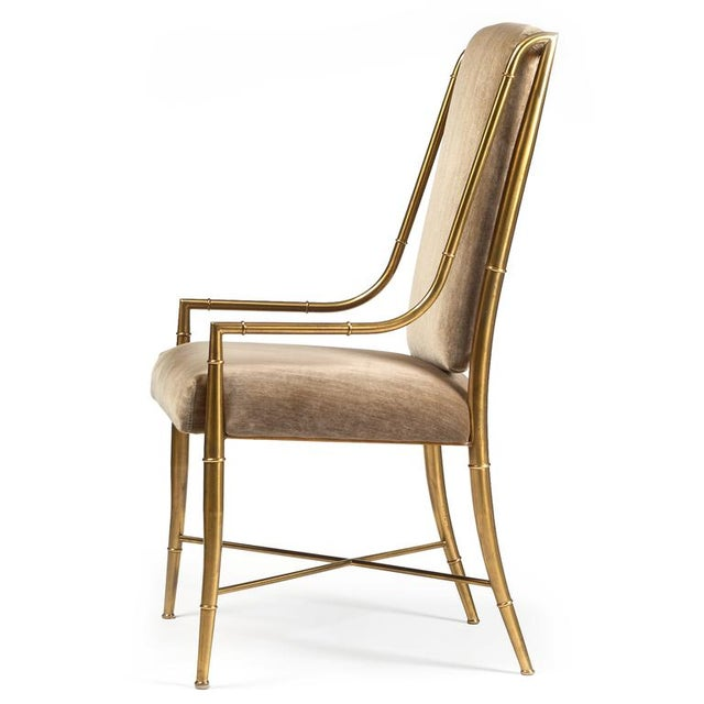 Weiman/Warren Lloyd for Mastercraft The Imperial Chair - Set of 8 For Sale In New York - Image 6 of 7