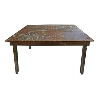 Distressed Rustic Table
