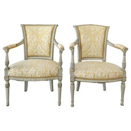 Image of Beige Side Chairs