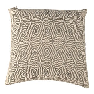Chic Linen Pillow