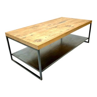 Custom Coffee Table For Sale