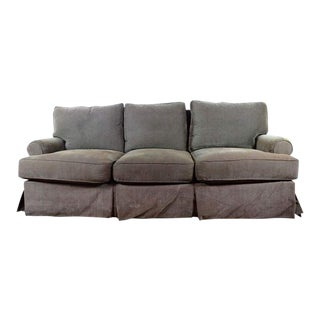 Lee Industries Contemporary Upholstered Three Cushion Sofa