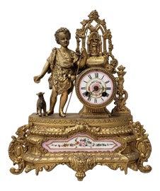 Image of Porcelain Clocks