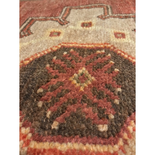 "Bellwether Rugs Vintage Turkish Oushak Runner - 2'4"" X 10'5"" - Image 10 of 10"