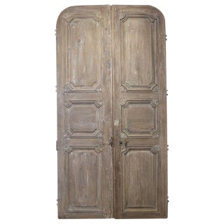 18th Century Italian Doors For Sale