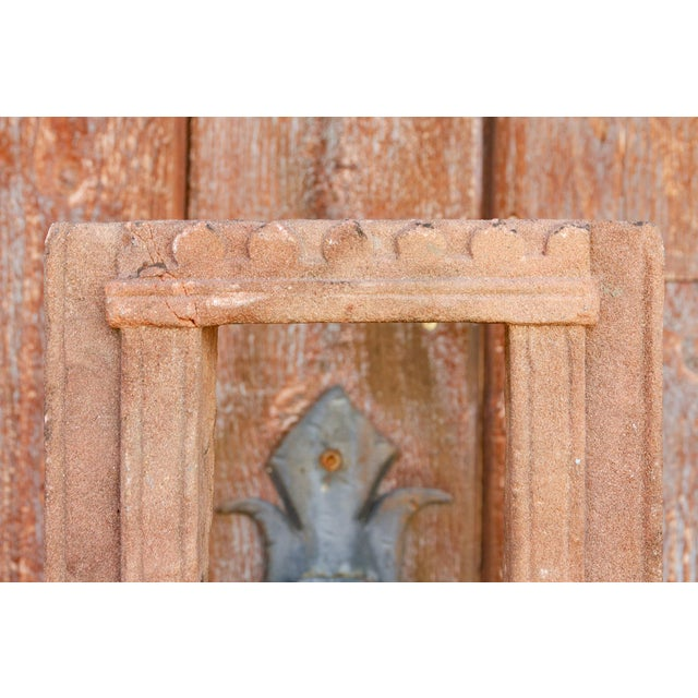 19th Century Architectural Niche on Stand For Sale In Los Angeles - Image 6 of 9