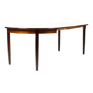 1960s Vintage Hp Hansen Danish Modern Dining Table For Sale