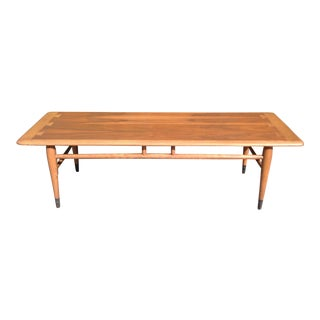 Mid Century Modern Lane Coffee Table Acclaim Series For Sale
