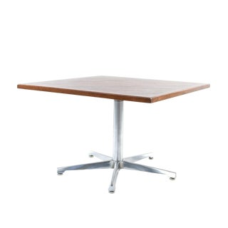 Danish Modern Rosewood Side or Cafe Table by Skovmand & Andersen For Sale