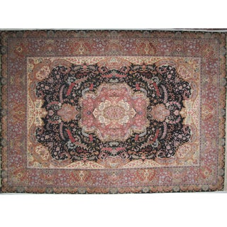 "Sino Persian Tabriz Carpet - 10'2"" X 14'2"""