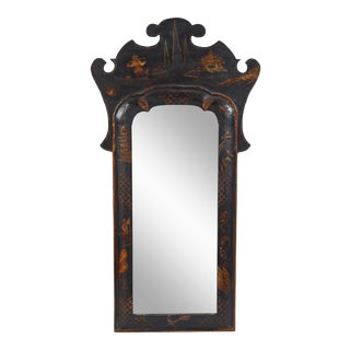 19th Century English Chinese Chinoiserie Mirror For Sale