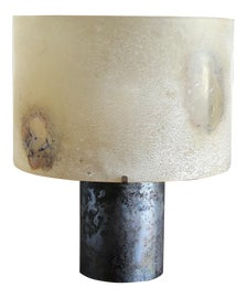 Image of Cream Table Lamps