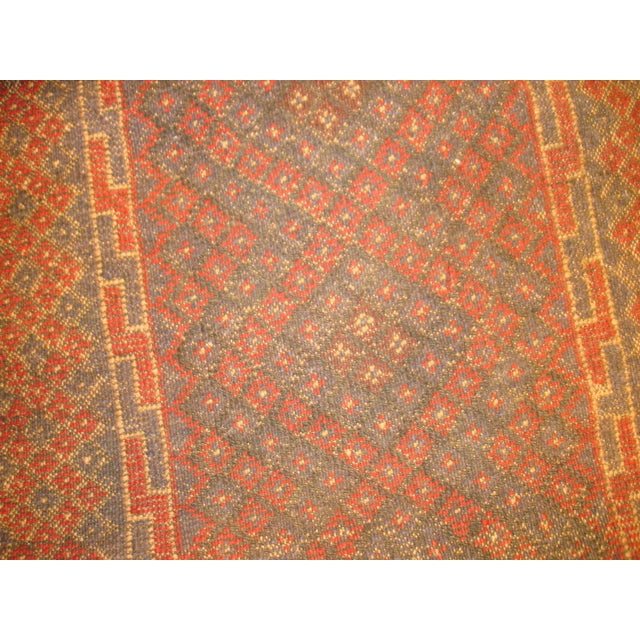 "Traditional Baluchestan Runner - 8'8"" x 1'11"" For Sale - Image 3 of 4"