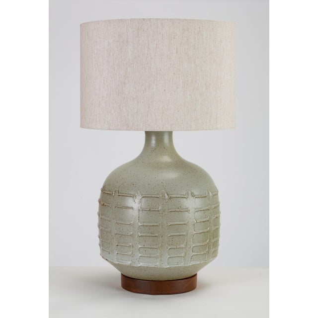 David Cressey Pro Artisan Table Lamp for Architectural Pottery For Sale - Image 12 of 12
