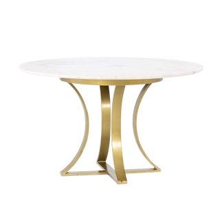 Contemporary Erdos + Ko Gramercy Dining Table For Sale