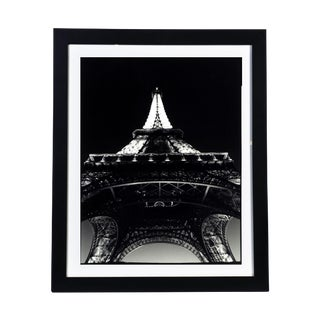 Framed Original Photograph: Eiffel Looming For Sale