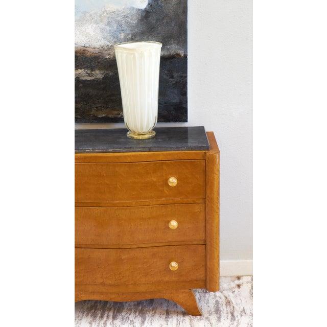 Art Deco Period Bird's-Eye Maple Dresser - Image 2 of 10