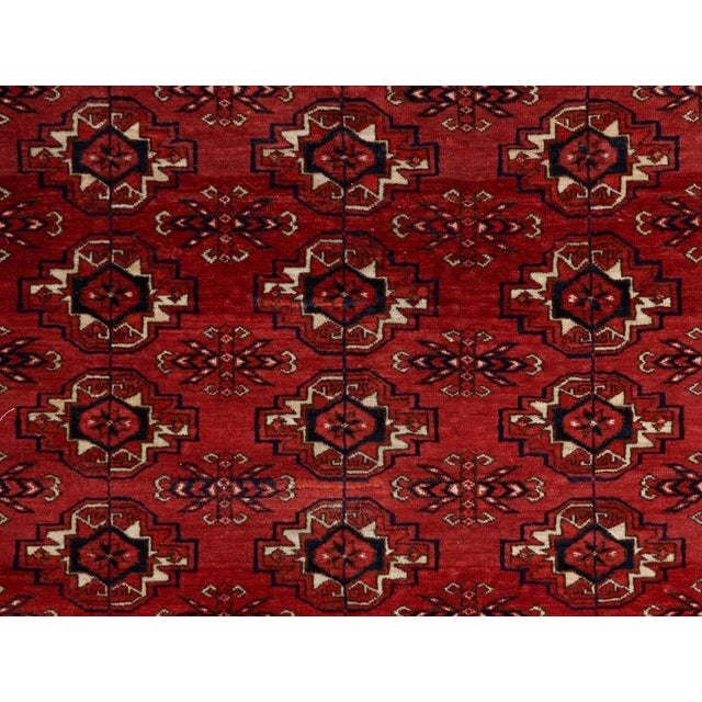 Among tribal rugs, Turkmen rugs are prized as the noble sophisticates of the genre. The best Turkmen rugs feature...