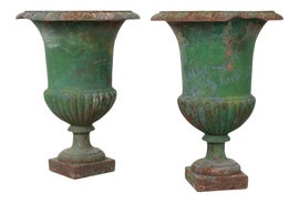 Image of Cast Iron Planters