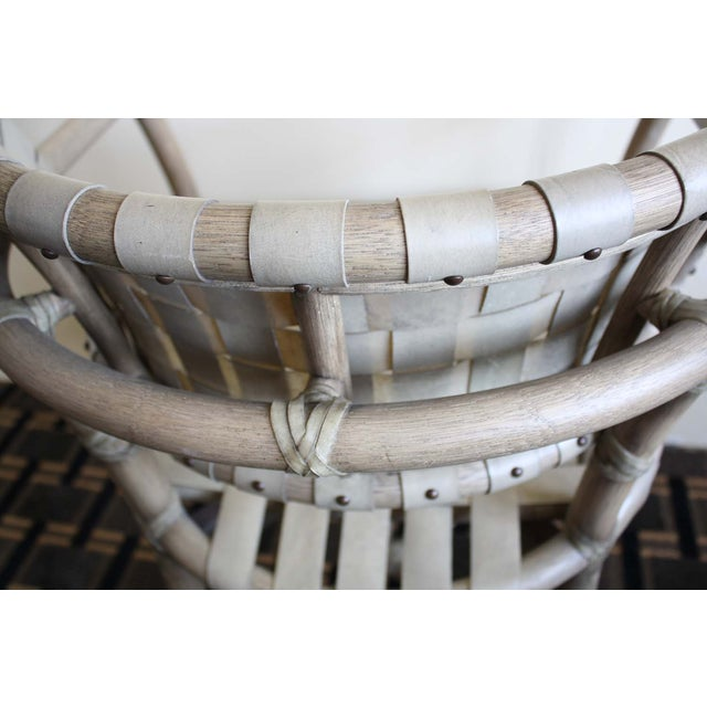 McGuire Steven Volpe Crin Arm Chair - Image 5 of 6