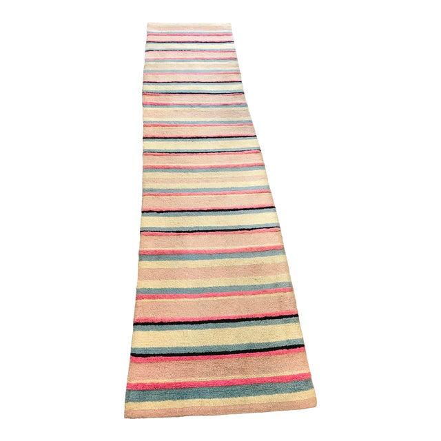 "Edward Fields Carpet - 2'6"" x 10'4"" - Image 1 of 3"
