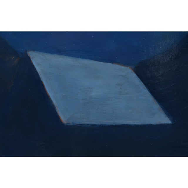 """Contemporary Stephen Remick """"Shelter"""" Painting For Sale - Image 3 of 11"""