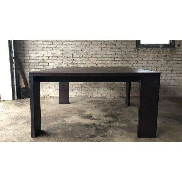 Mid-Century Modern B&b Italia Maxalto 'Apta' Dining Table For Sale - Image 10 of 13