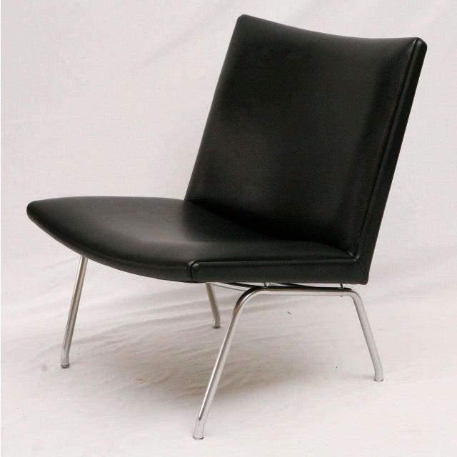 Mid-Century Modern Hans Wegner AP 39 Lounge Chair For Sale - Image 3 of 7