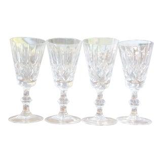 Vintage Cordial Glasses - Set of 4 For Sale